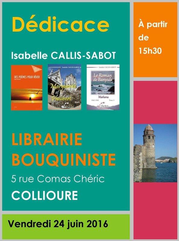 Dédicace Collioure 24