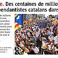 Des catalans par millions