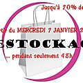 Destockage scrap plaisir