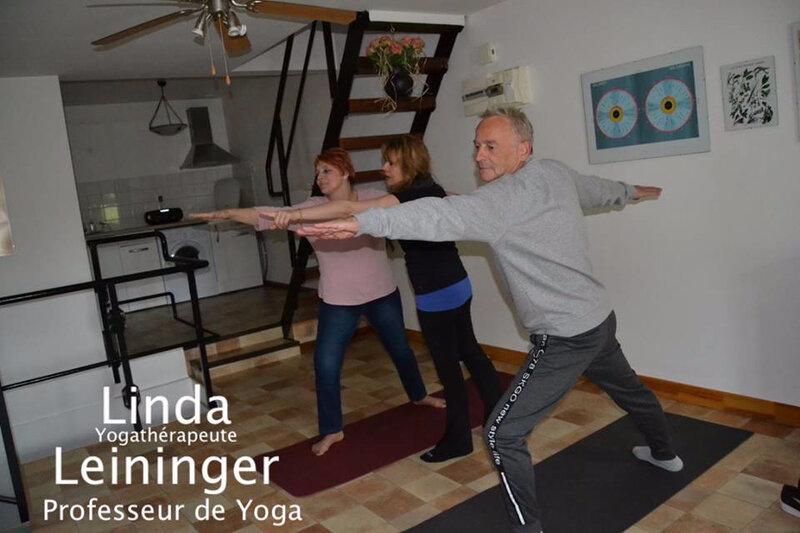 Linda Leininger Naturopathe - Linda Leininger Professeur de Yoga - pour les hommes