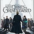 Cinéma - les animaux fantastiques : les crimes de grindelwald (2/5)