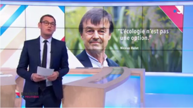 CITATION NICOLAS HULOT MEDIA DIXIT WORLD