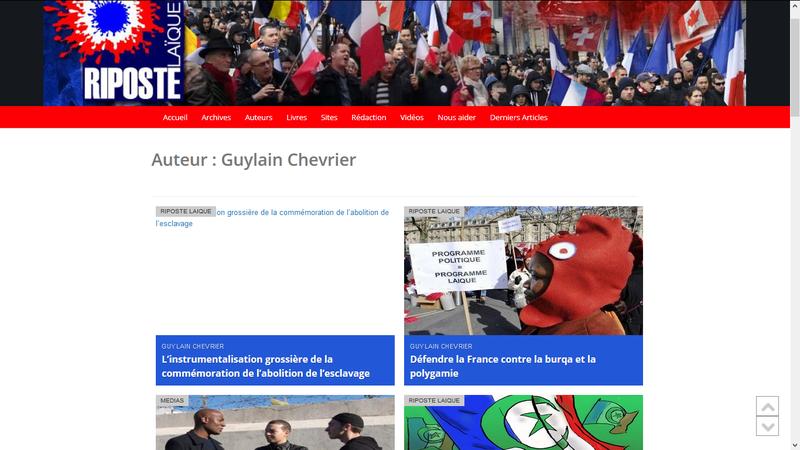 GuylainChevrierRiposteLaique