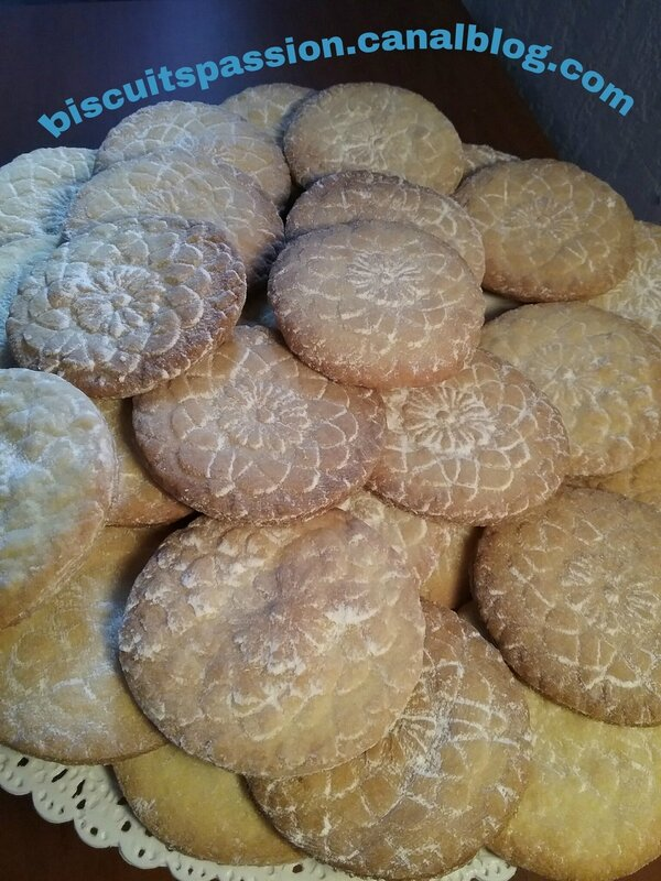 BISCUITS NAPPERON 060