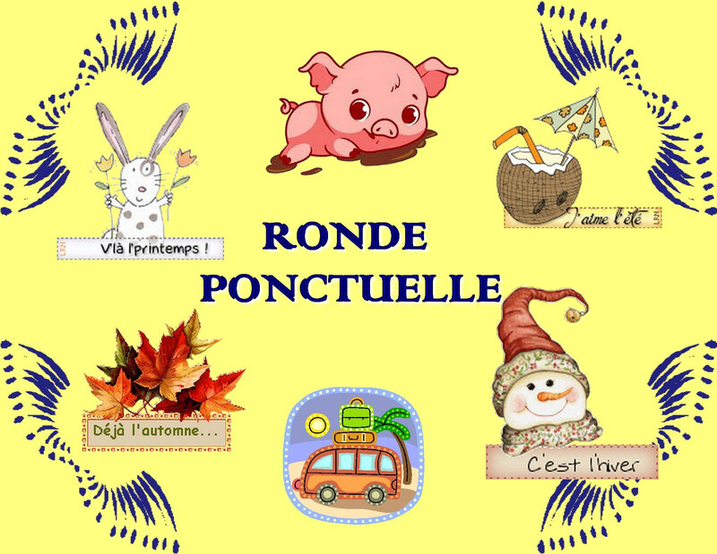 RONDE pONCTUELLE