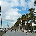 Barcelone en octobre .. scénes de rue