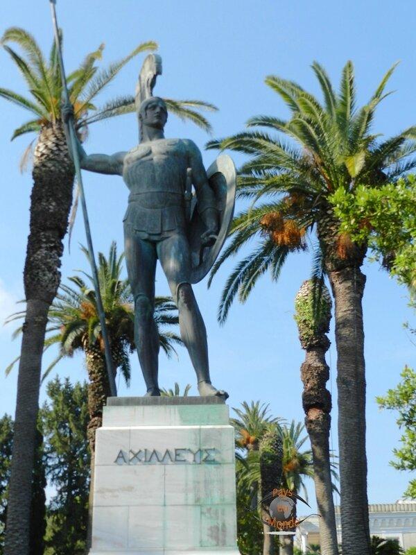 Achille victorieux