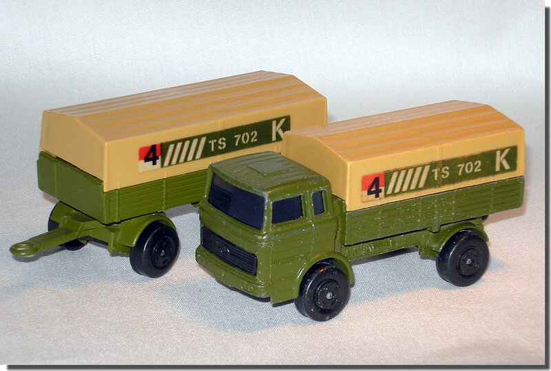 Lesney Matchbox 01 F Military TP15 A