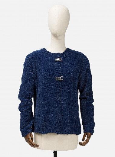 modèle bergère de france laine velours