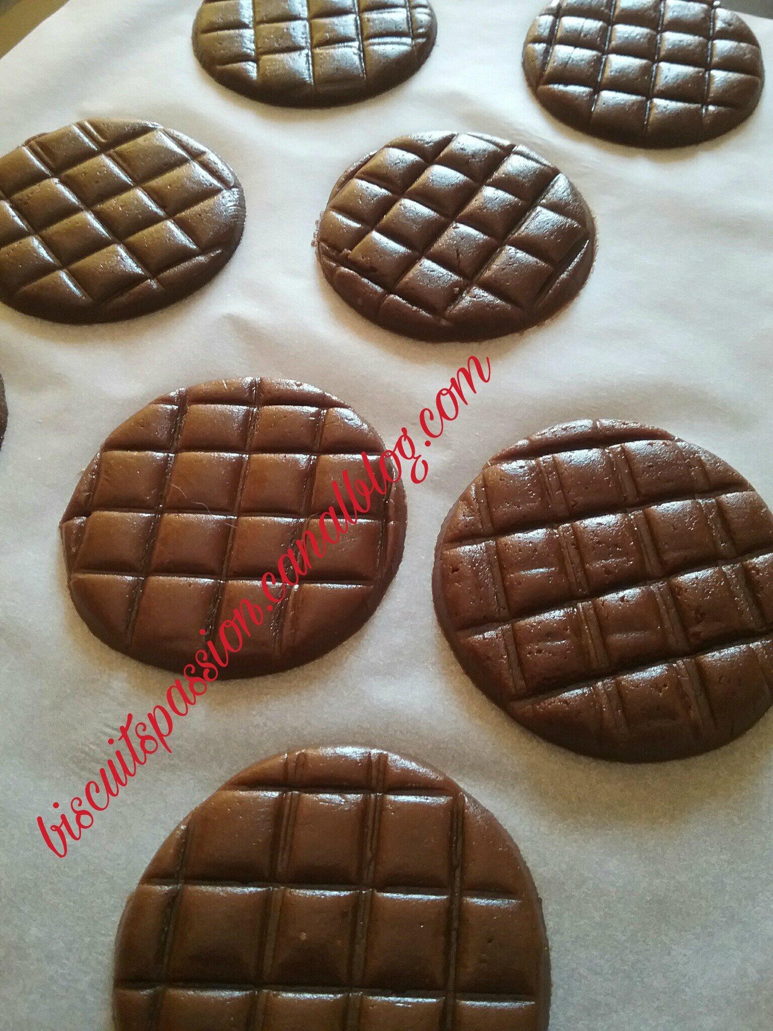 Biscuits anciens à la mélasse, gingembre et épices 088