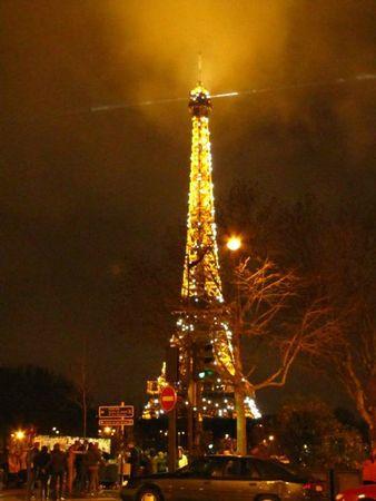 Paris réveillon de la Saint Sylvestre 2011c