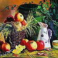 2013-expo de peintures-Oeuvres