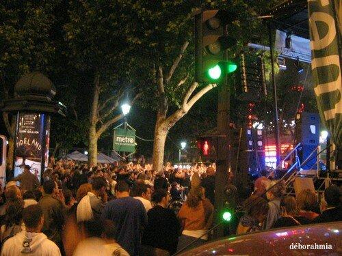 Bastille le 21 juin