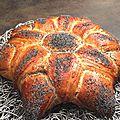 Le pain soleil, l'été à table