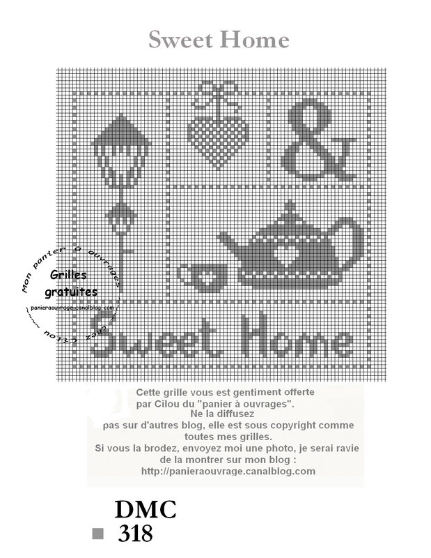 SAL sweet home gris 6fin