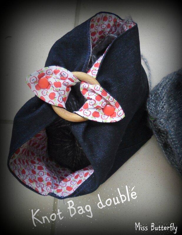 Knot Bag CK 17-001