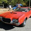 Ford gran torino gt sport fastback hardtop coupe-1972