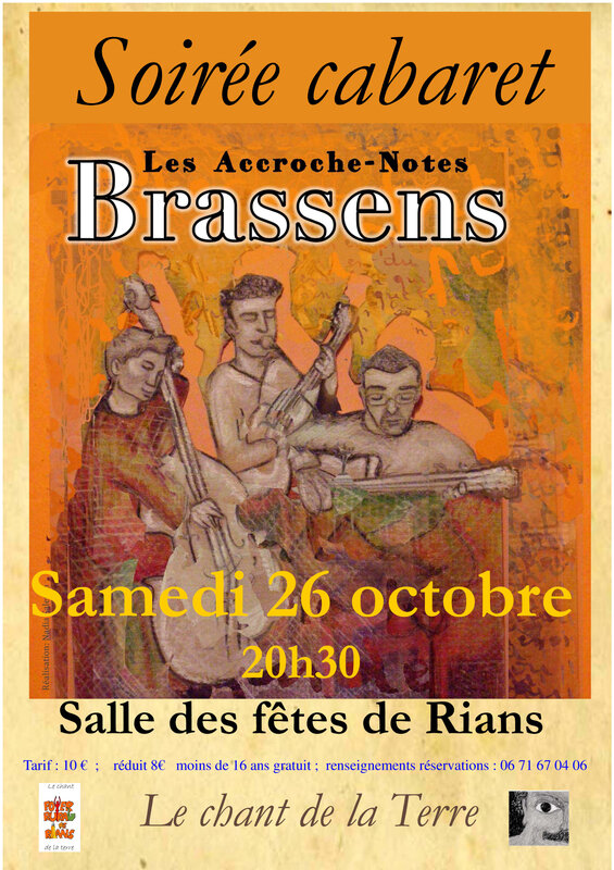 accroches notes affiche