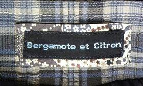 Bergamote et Citron