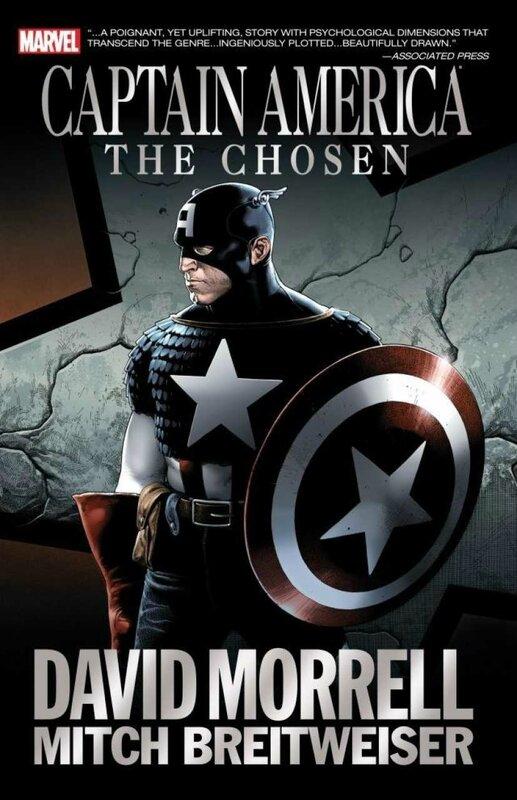captain america the chosen HC