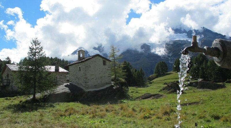 2- Septembre 2015 - Le Monal - le Mont Pourri