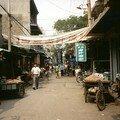 Rue en Couleurs - Xi'An - Août 2000