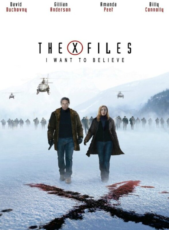 Affiche de The X-Files : Regeneration