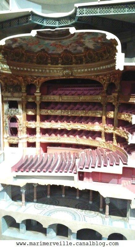 maquette opéra garnier 5 musée d'orsay - marimerveille
