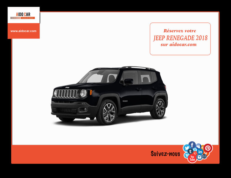 location jeep renegade casablanca