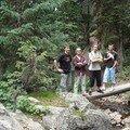 Au pique nique (Rocky Mountains Park)