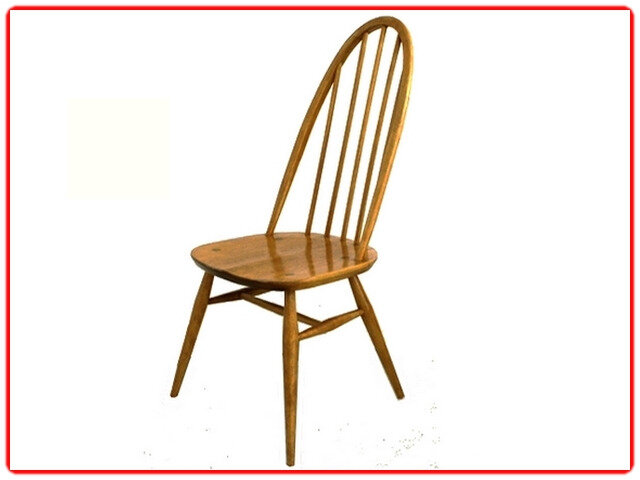 chaises ercol scandinave vintage