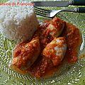 Calamars farcis (recette d'un catalogue des magasins picard surgelés)