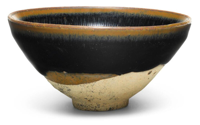 A 'Jian' teabowl, Song-Jin dynasty (960-1234)