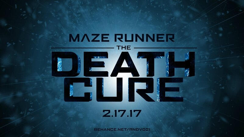 The Death Cure_Maze Runner movie
