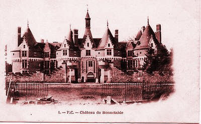 Bonnétable chateau 2