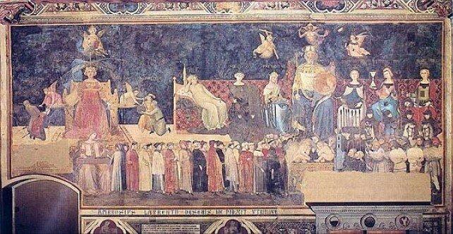 Lorenzetti_Allegorie_du_Bon_Gouv_1337_40
