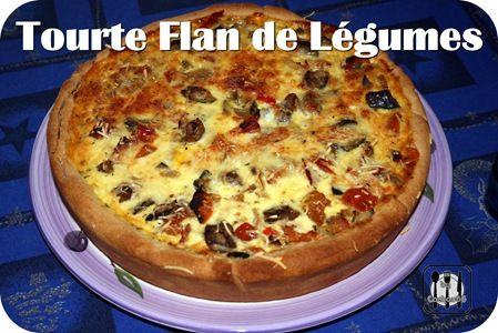 TOURTE FLAN (15)