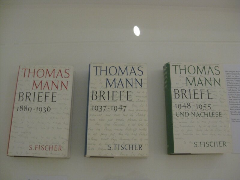 Thomas Mann Briefe