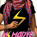 Ms. marvel t.1&2