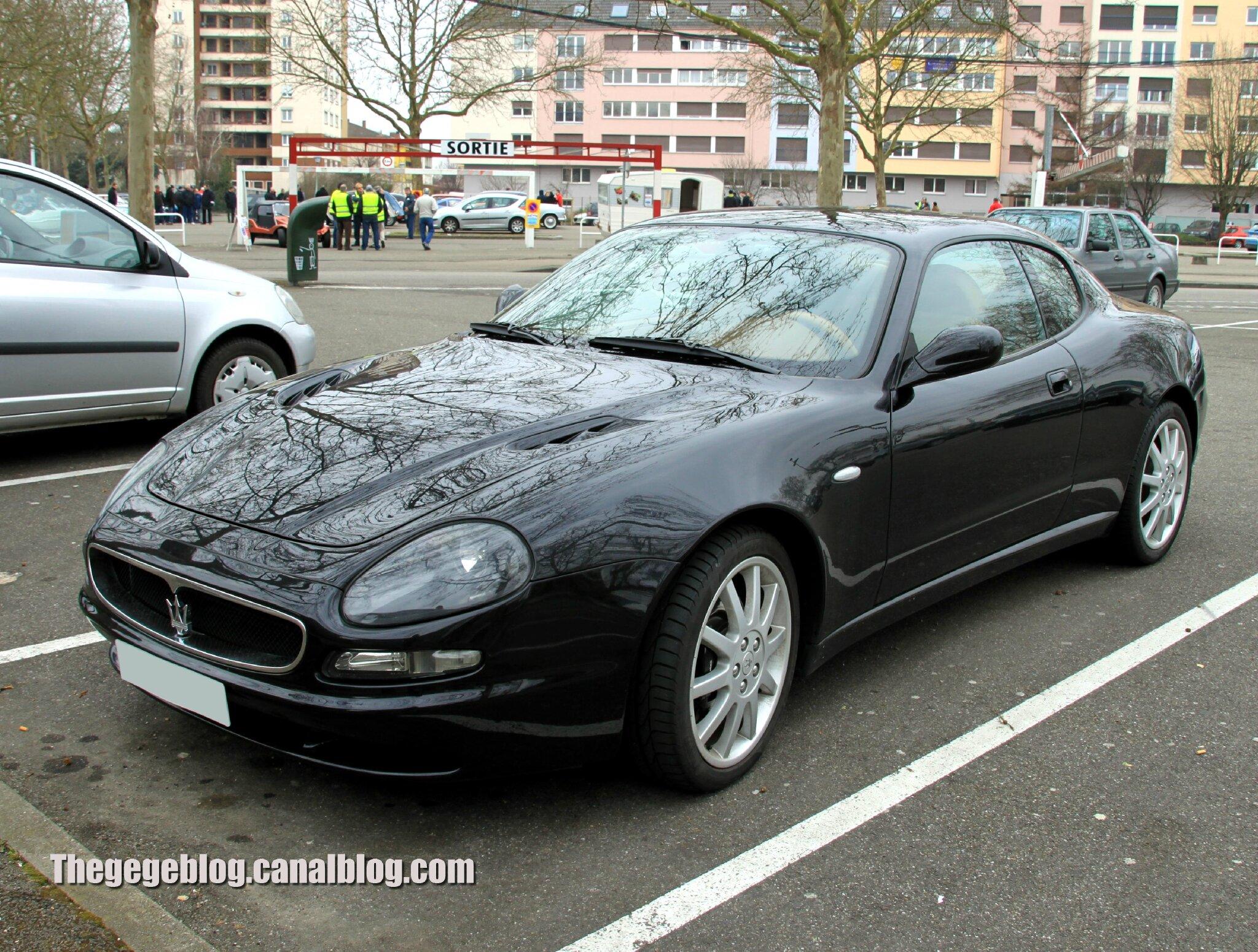 Maserati 3200 GT (Retrorencard avril 2013) 01