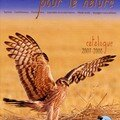 Catalogue 2007/2008 du CORA Faune Sauvage