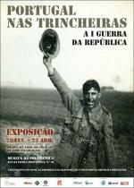 Portugal nas trincheiras - Fev-Abr 2010 - cartaz