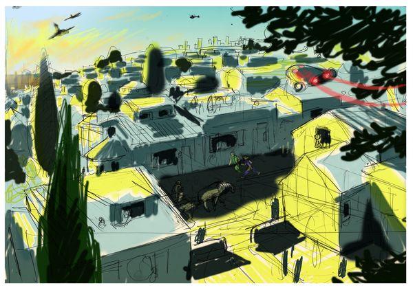 la ville des insoumis