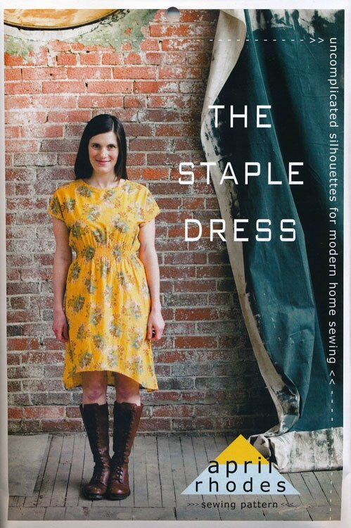 April Rhodes - The Staple Dress
