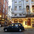 Londres : souvenirs souvenirs...
