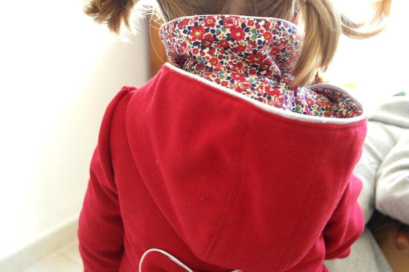 Manteau rouge Liberty porté_Chut Charlotte (10)