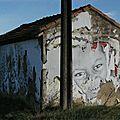 Street art de campagne