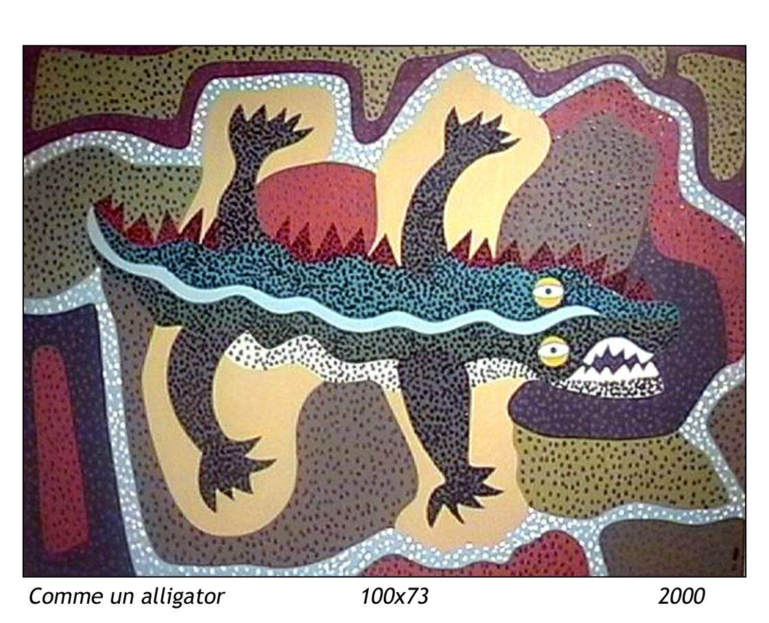 27-Comme un Alligator