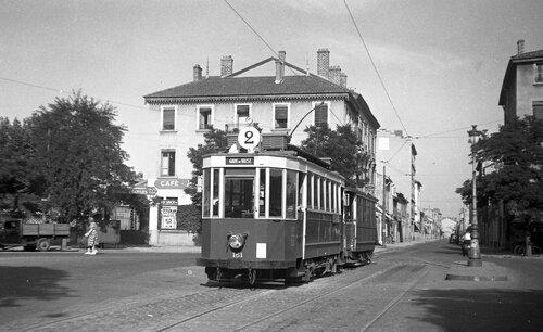 1950-07-30 - Lyon - Montchat - Bazin