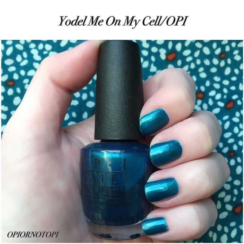 Yodel Me On My Cell/OPI